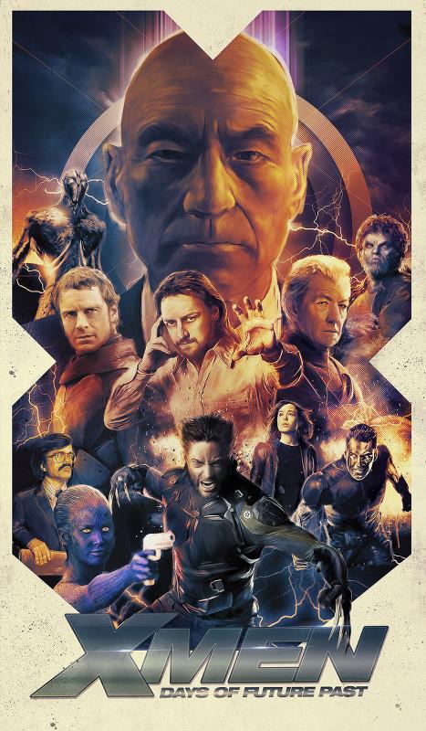 X-Men-Robert Bruno