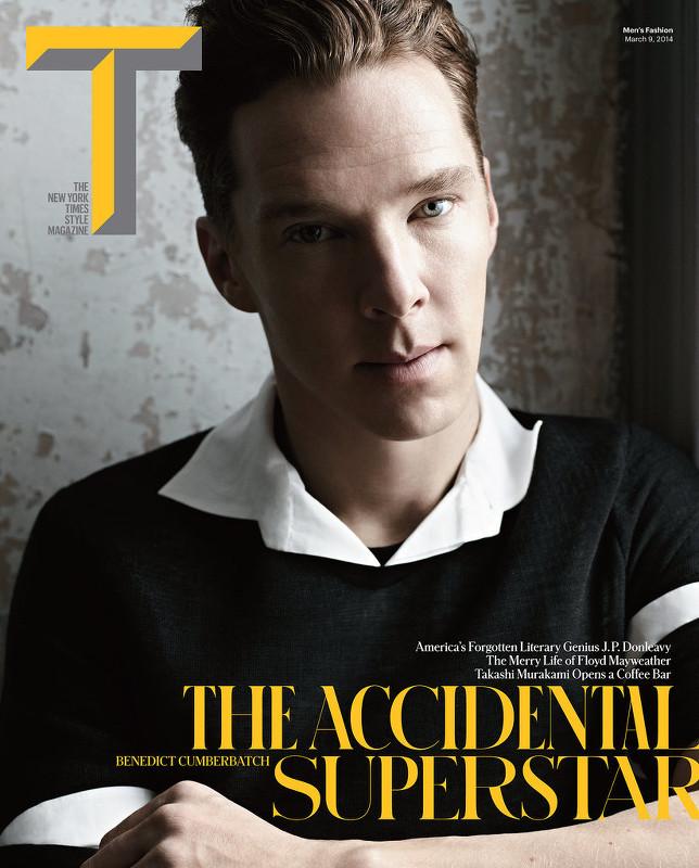 Benedict Cumberbatch-T, The New York Times Style Magazine