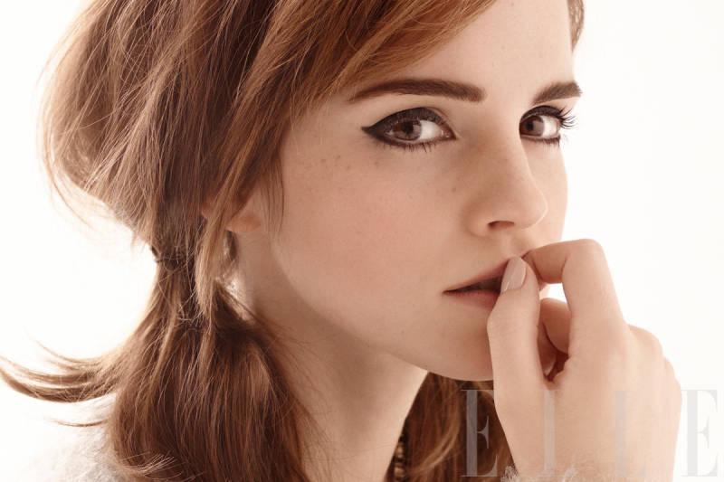 Emma Watson-Elle2