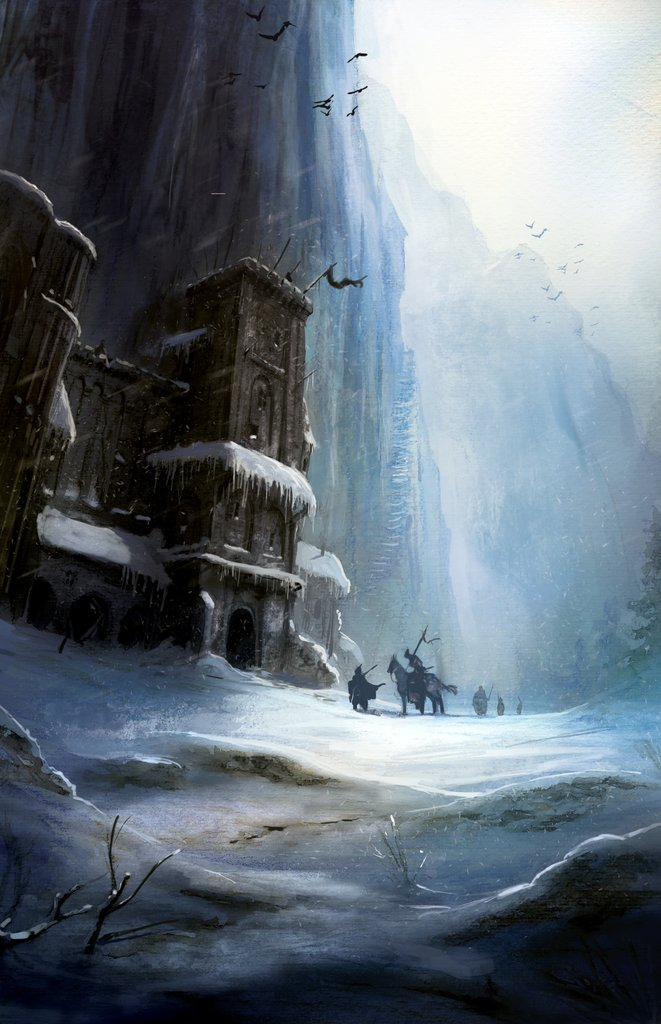 Game of Thrones-The Wall-Marc Simonetti