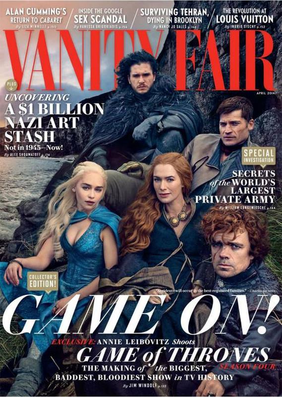 Game of Thrones-Vanity Fair