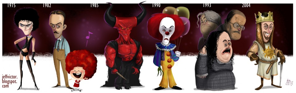 Jeff Victor-Tim Curry