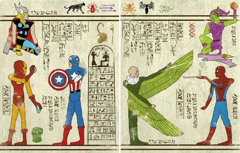 Josh Lane-Avengers-Spider-Man