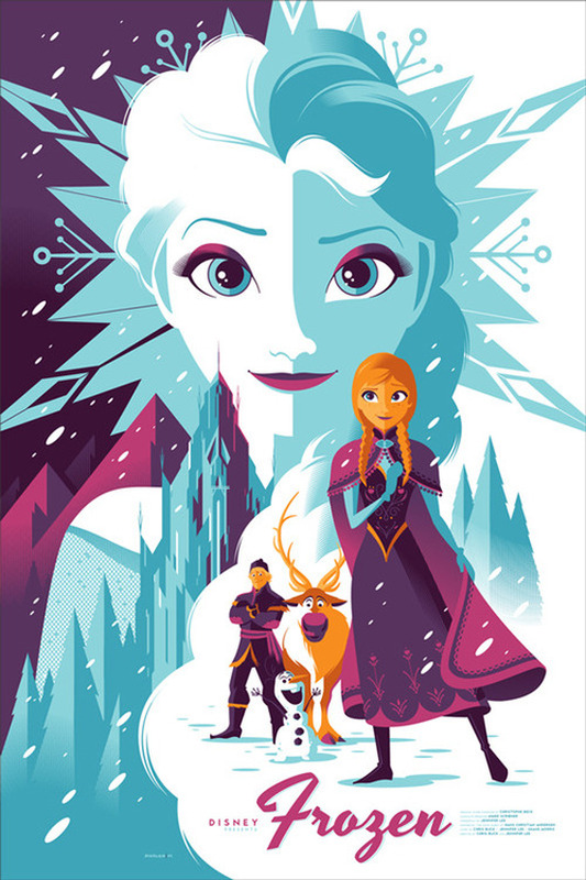 La Reine des neiges-Tom Whalen