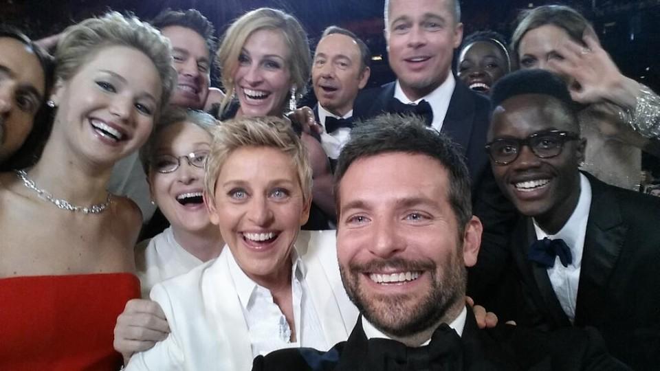 Oscars-Ellen DeGeneres