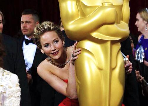 Oscars-Jennifer Lawrence