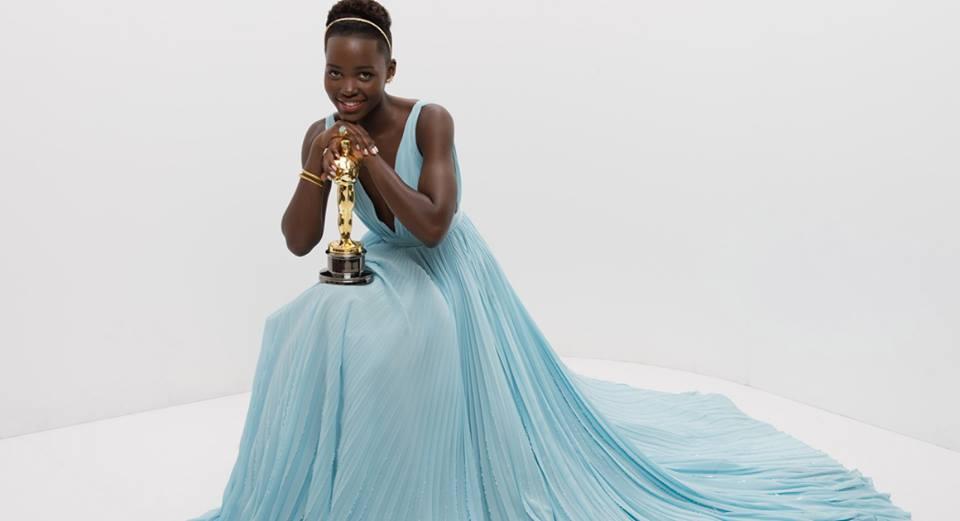 Oscars-Lupita Nyong'o