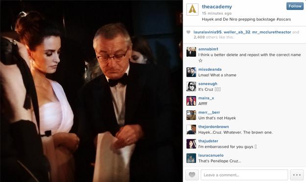 Oscars-Penelope Cruz