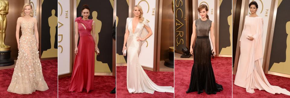 Oscars-Robes