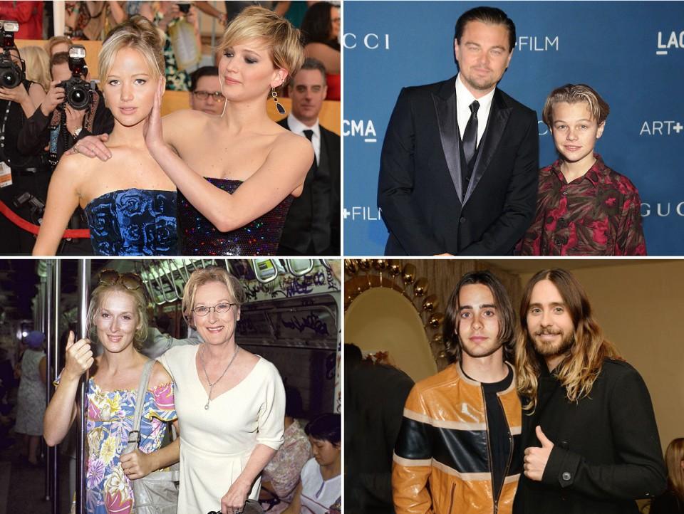 People-Jennifer Lawrence-Leonardo Dicaprio-Meryl Streep-Jared Leto