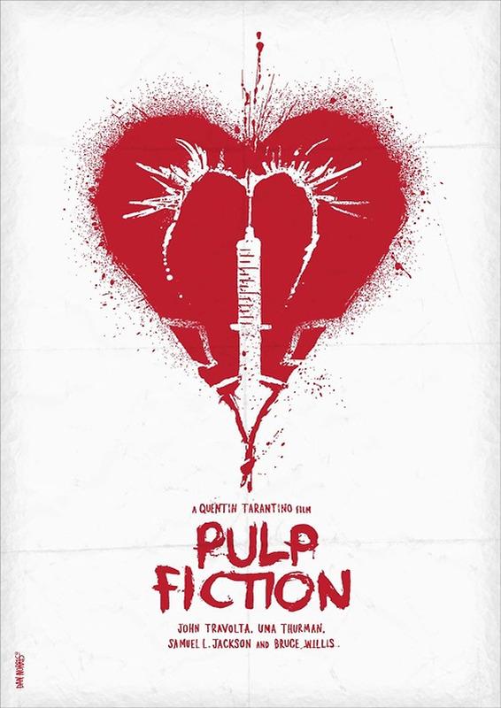 Pulp Fiction-Daniel Norris