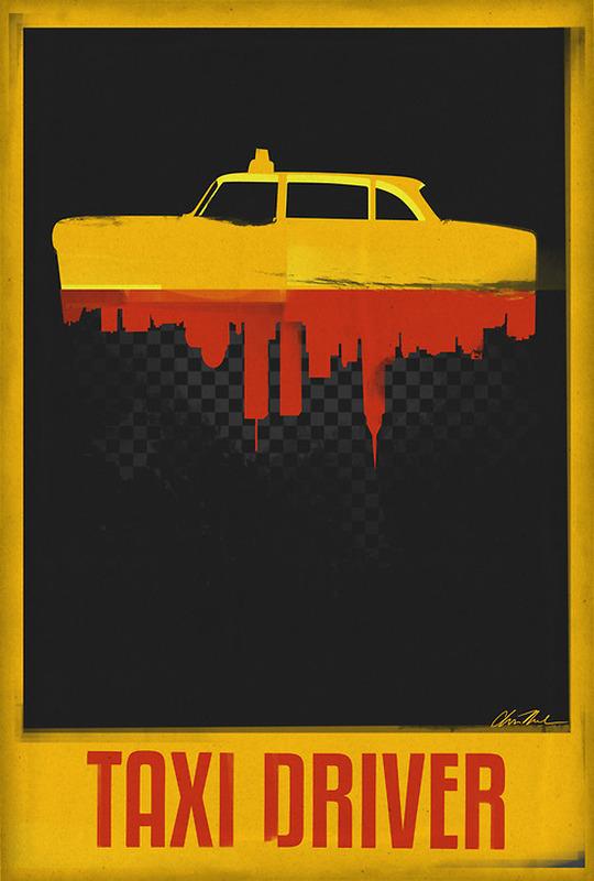 Taxi Driver-Chris Mellor