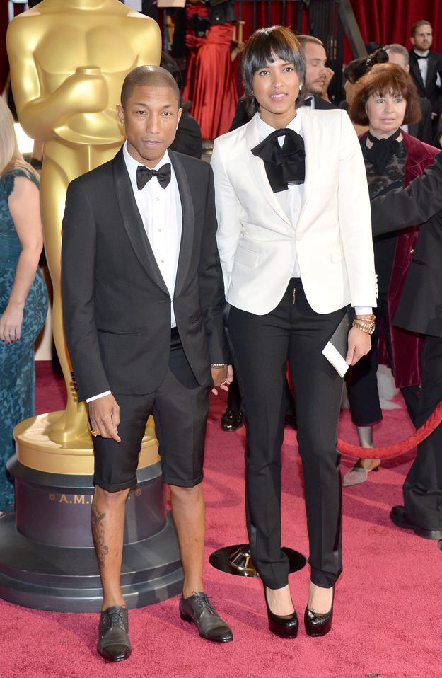 oscars-Pharrell Williams