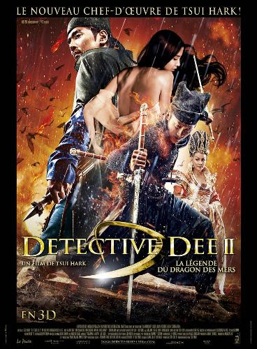 Detective Dee 2-La légende du dragons des mers