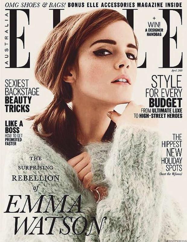 Emma Watson-Elle Australie