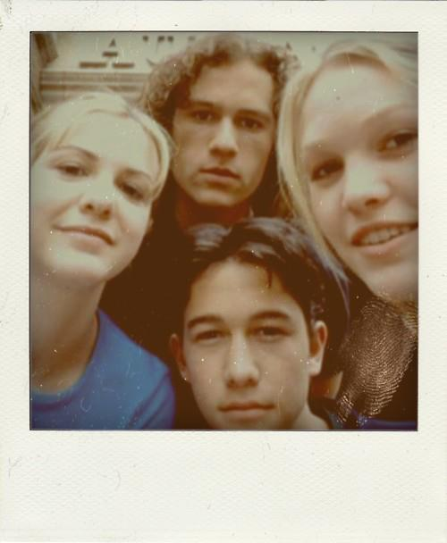 Heath Ledger-Selfie