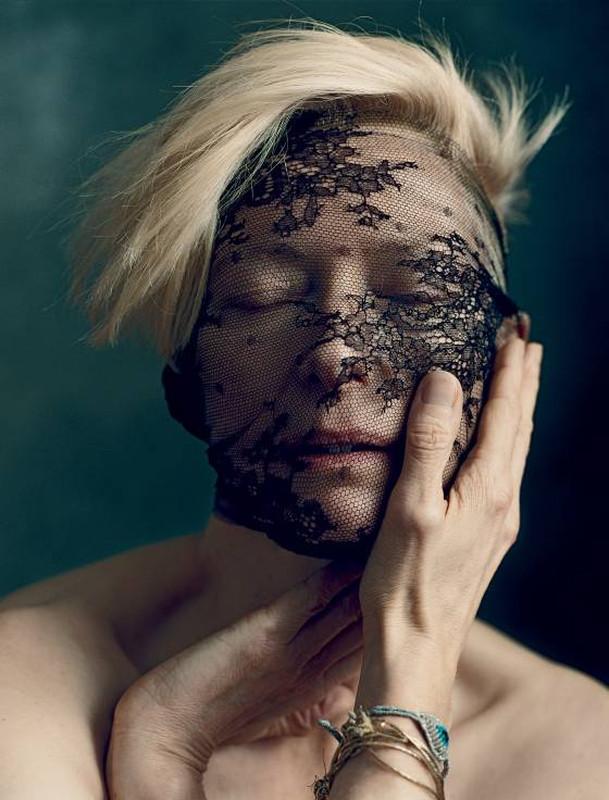 Tilda Swinton-New York Magazine