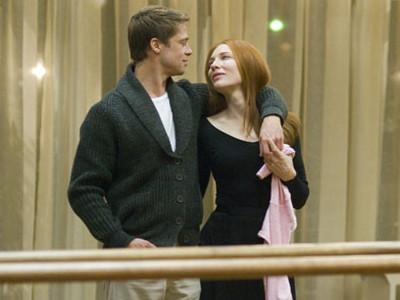 Cate Blanchett-Brad Pitt