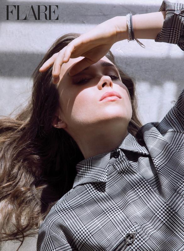 Ellen Page-Flare