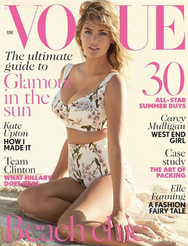 Kate Upton-Vogue
