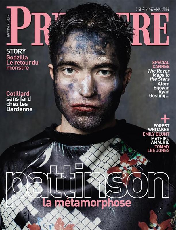 Robert Pattinson-Premiere