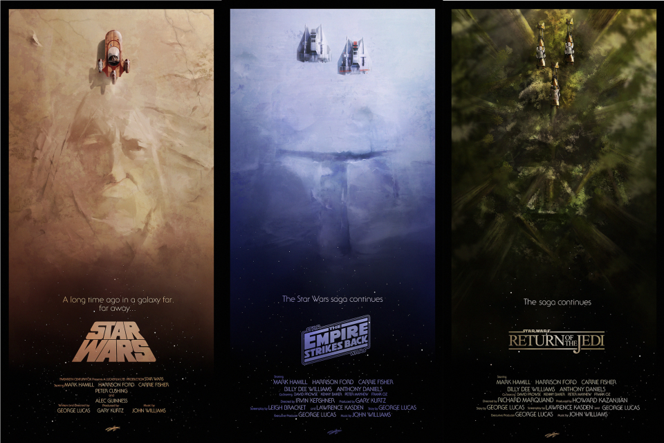Andy Fairhurst-Star Wars