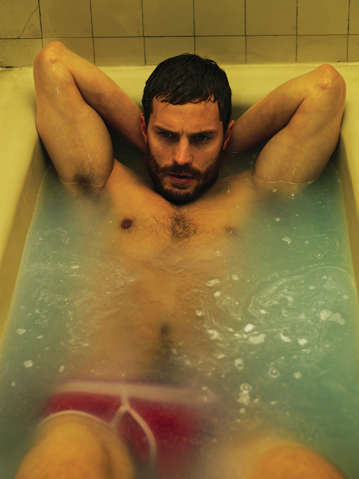 Jamie Dornan-Interview Magazine