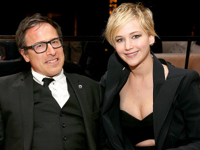 Jennifer Lawrence-David O. Russell