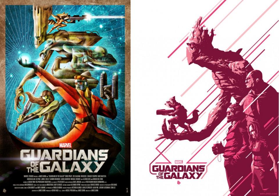 Les Gardiens de la galaxie-Florey-Kaz oomori