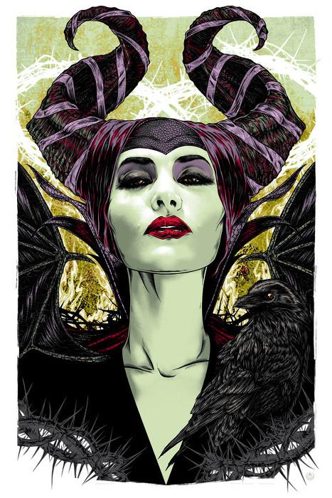 Mistress of all Evil-Rhys Cooper