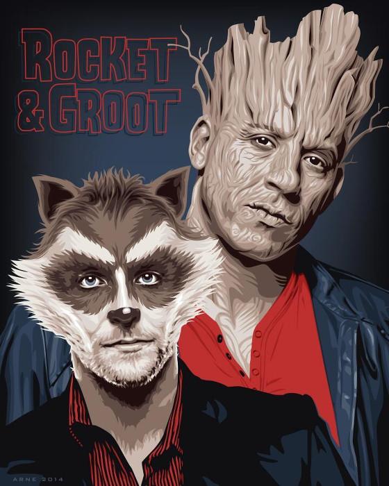 Rocket-Groot-Ratscape