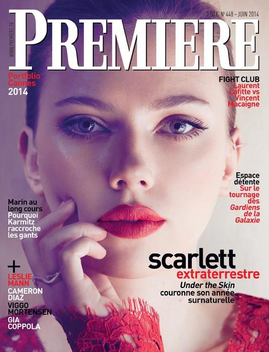 Scarlett Johansso-Premiere