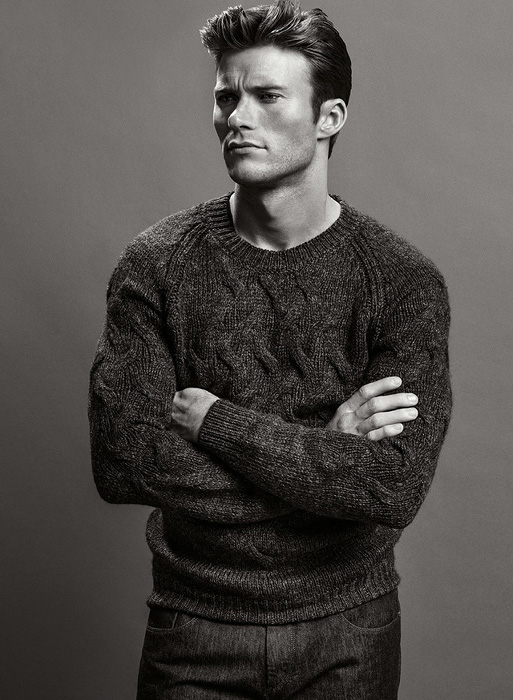 Scott Eastwood-Hugo Boss