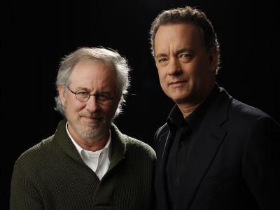 Steven Spielberg-Tom Hanks