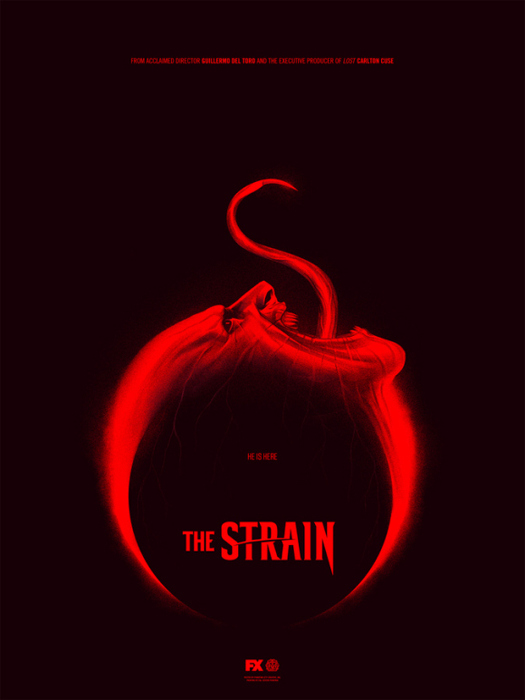 The Strain-Phantom City Creative-Mondo
