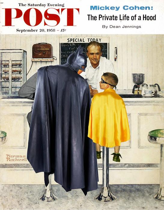 Batman & Robin-Phil Postma