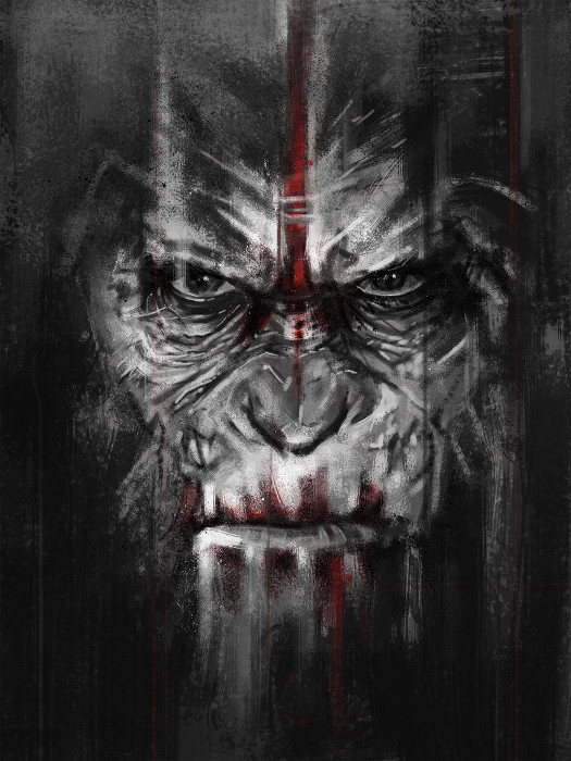 Dawn of the planet of the apes-Robert Bruno