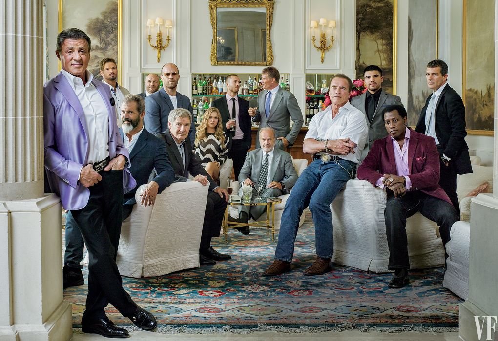 Expendables 3-Vanity Fair