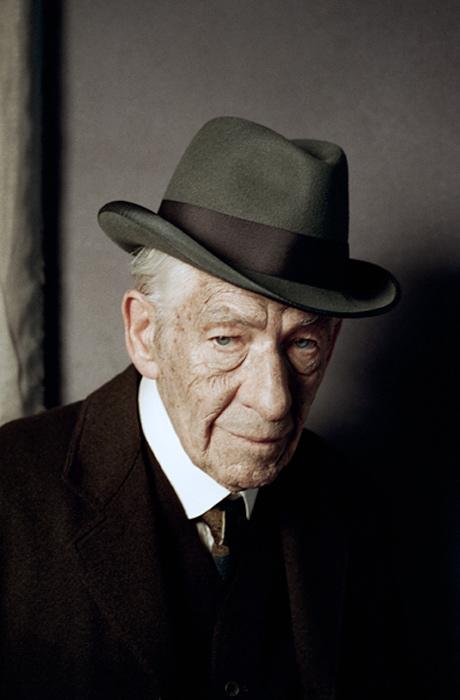 Ian McKellen-Sherlock