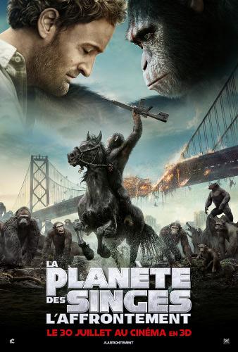 La Planète des singes-L'Affrontement