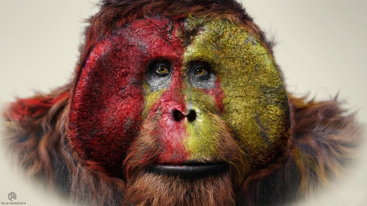 La planète des singes-Concept Art3