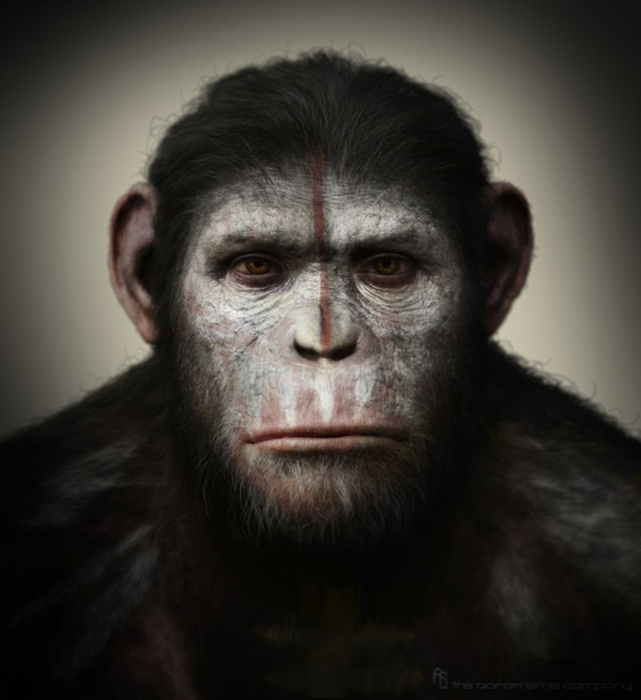 La planète des singes-Concept Art5