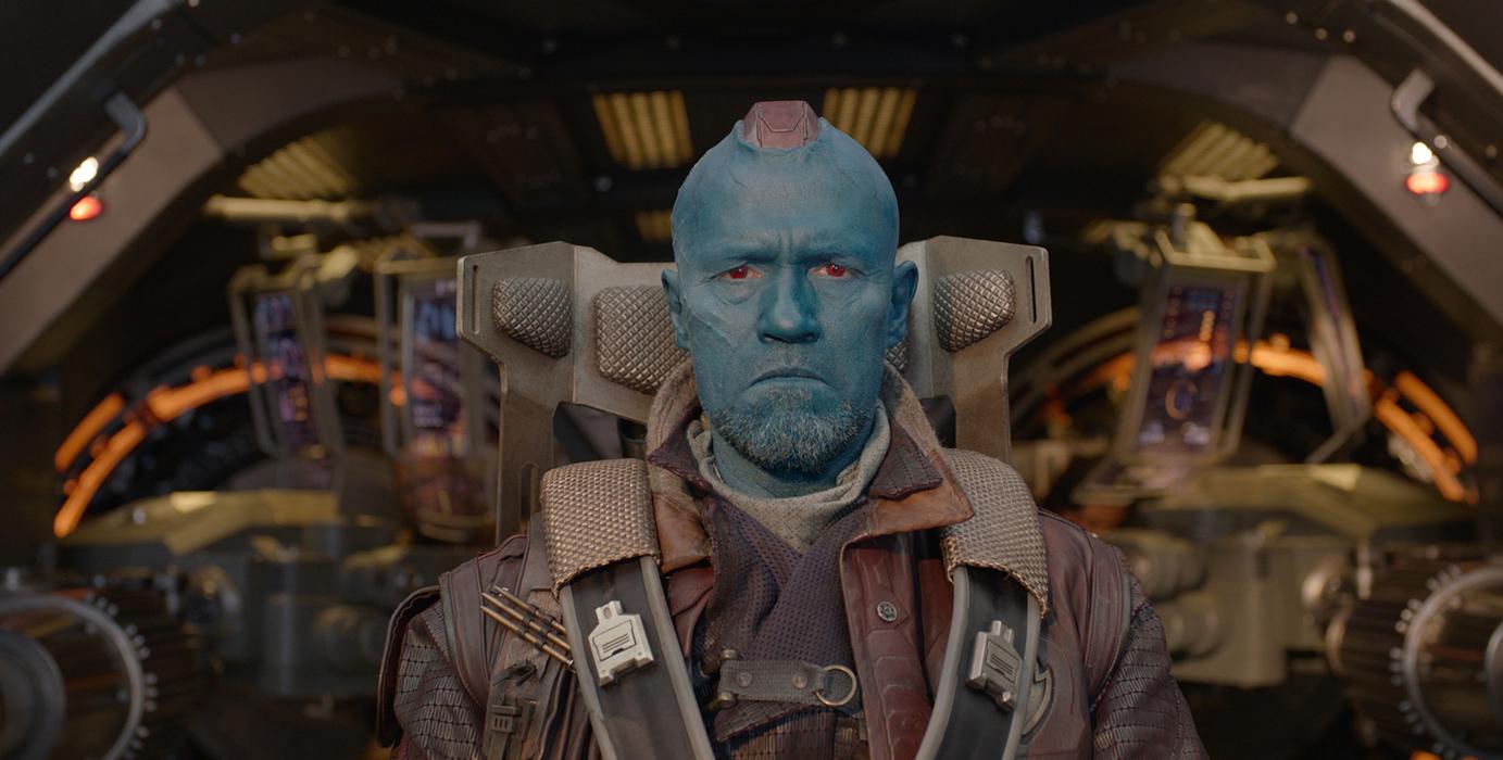 Les Gardiens de la Galaxie-Yondu-Michael Rooker