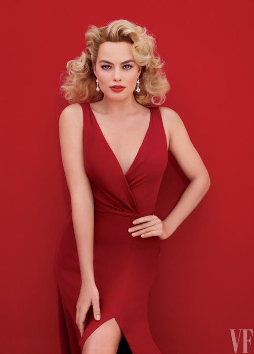 Margot Robbie-Vanity Fair