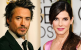 Robert Downey Jr-Sandra Bullock