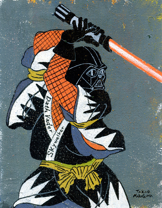 Takao Nakagawa-Star Wars1