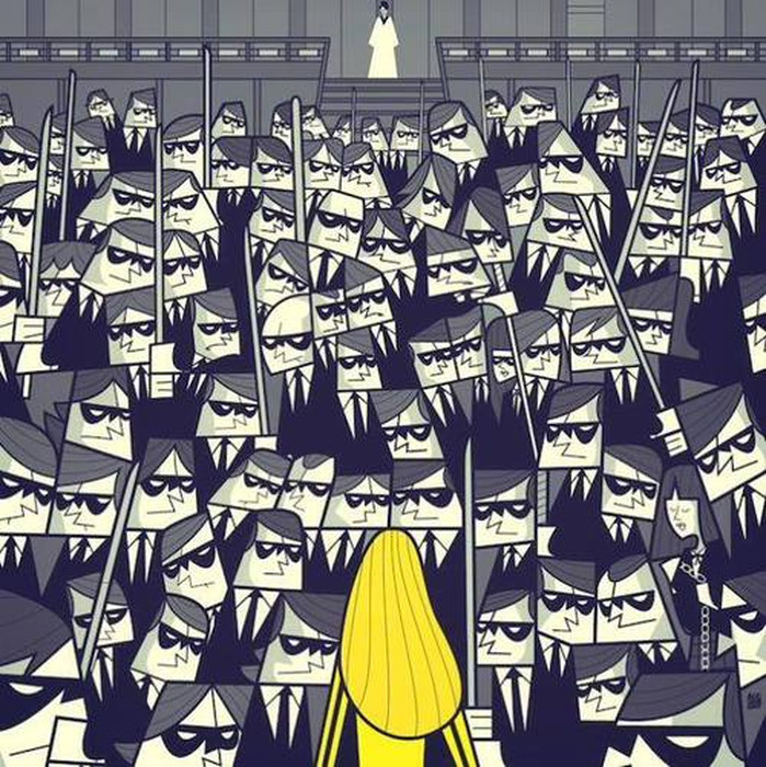 Ale Giorgini-Kill Bill