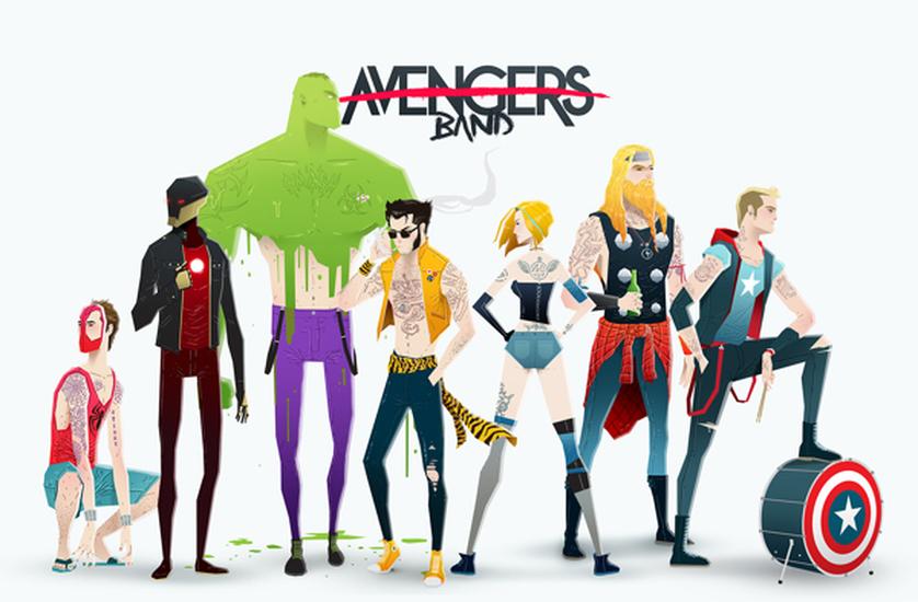 Andres Moncayo-Avengers