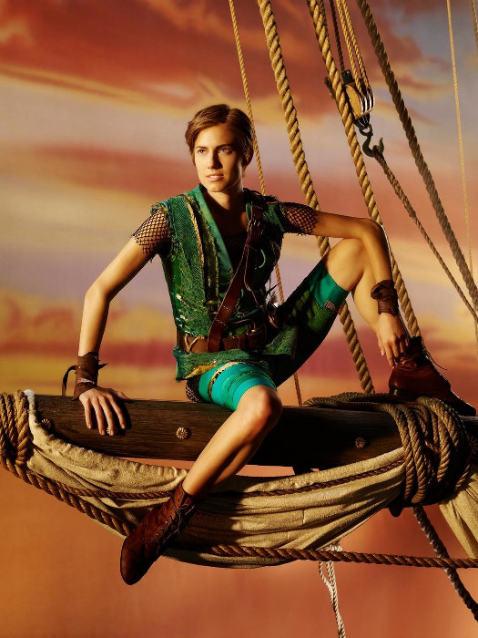 Allison Williams-Peter Pan