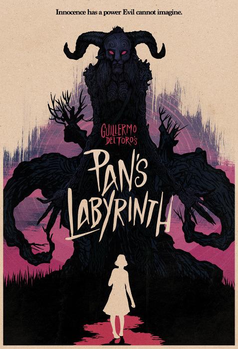 Matthew Griffin-le labyrinthe de pan